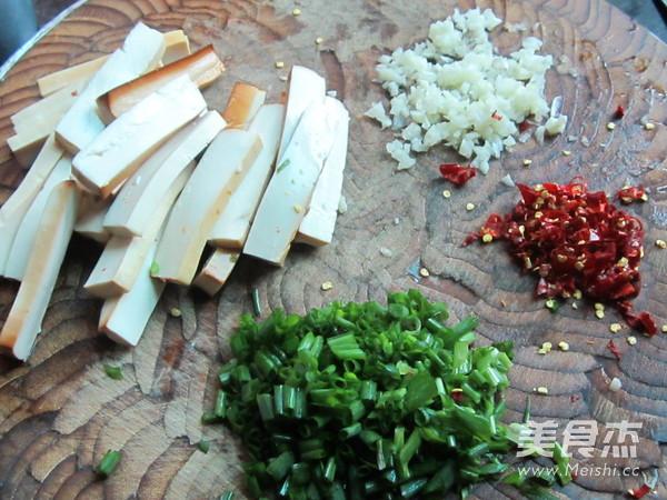 烤箱烤豆腐的做法图解