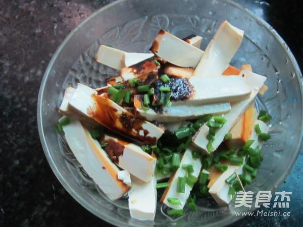 烤箱烤豆腐怎么做