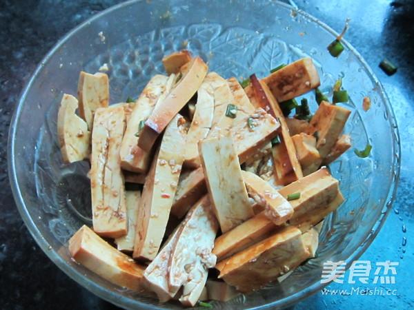 烤箱烤豆腐怎么炒