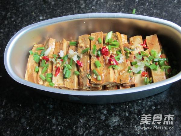 烤箱烤豆腐怎么煸