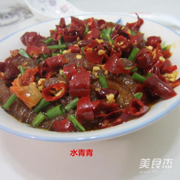 干辣椒蒸肉怎么煮