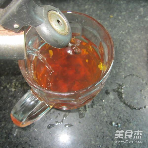 枸杞菊花茶的做法图解