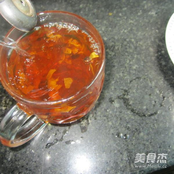 枸杞菊花茶的家常做法