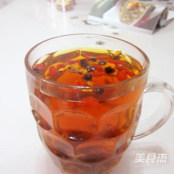 枸杞菊花茶怎么吃