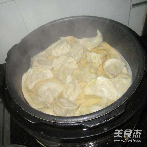 白菜粉丝饺子的做法大全