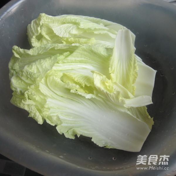 白菜粉丝饺子的家常做法