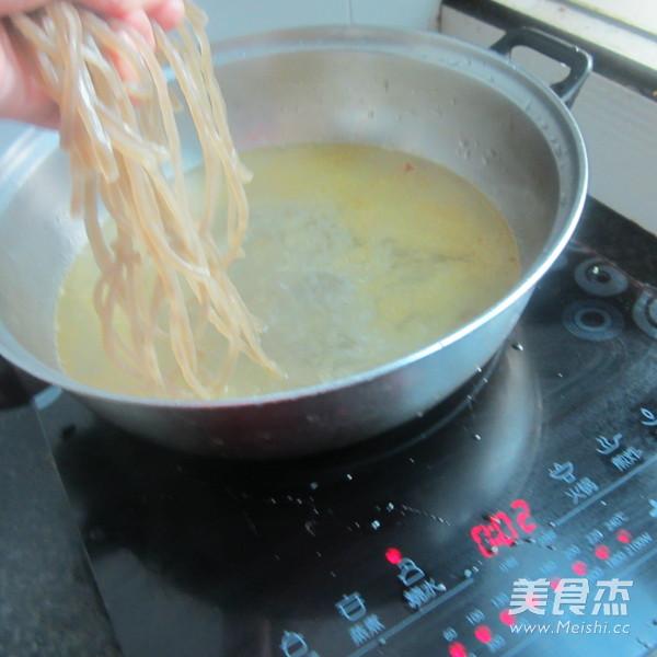 白菜粉丝饺子怎么吃
