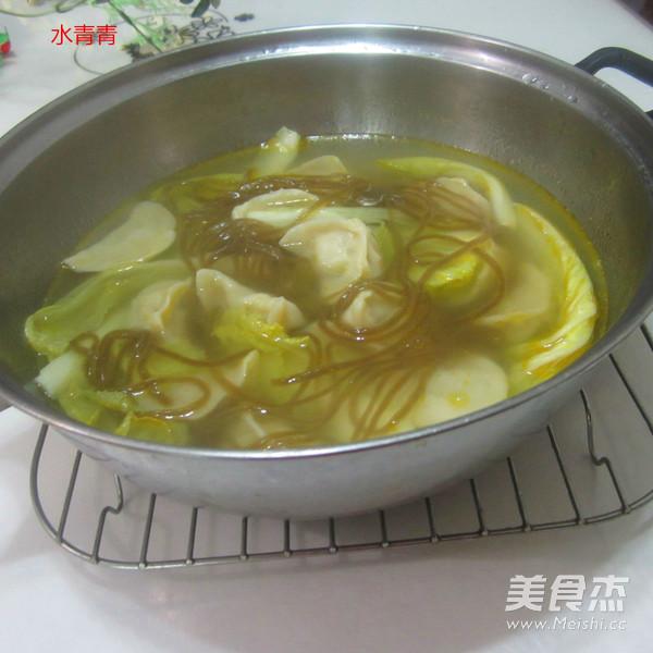 白菜粉丝饺子怎样做