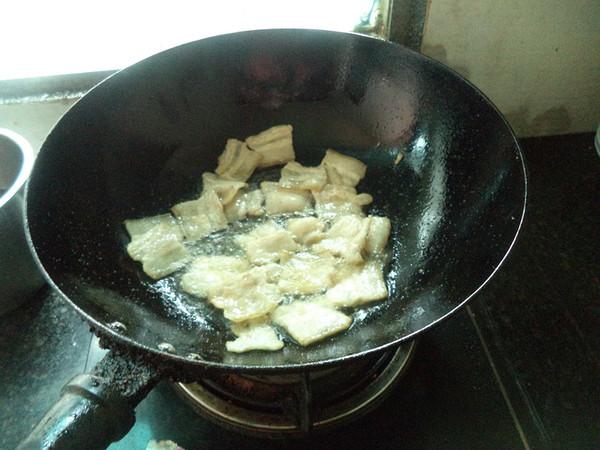 土豆五花肉片的简单做法