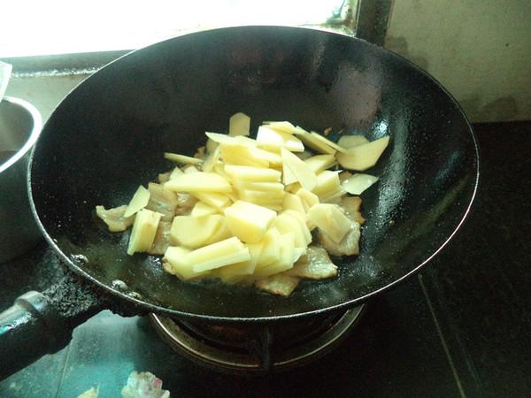 土豆五花肉片怎么吃