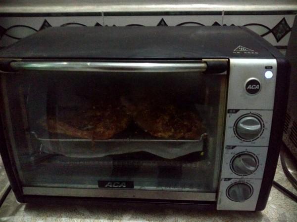烤箱鸭腿的家常做法