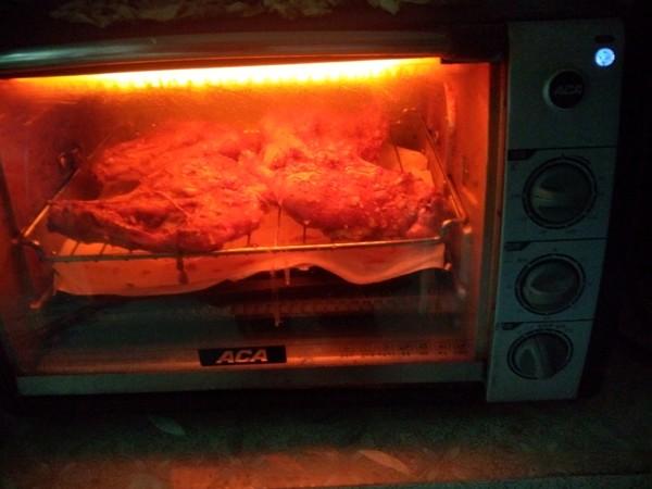 烤箱鸭腿的简单做法