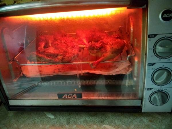 烤箱鸭腿怎么吃