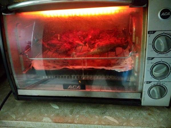 烤箱鸭腿怎么做