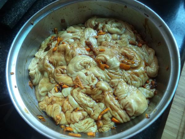 桔皮熏腊肠怎么炒