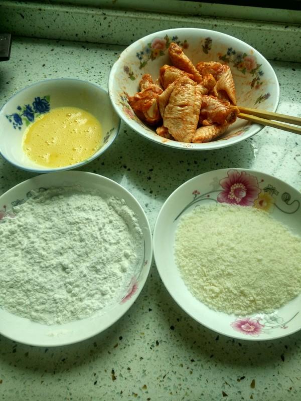 酥皮鸡翅--烤箱怎么吃