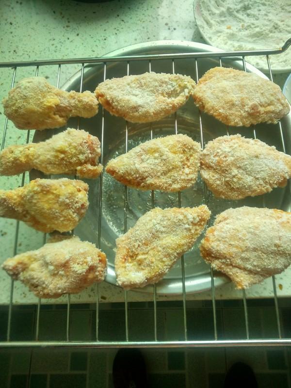 酥皮鸡翅--烤箱怎么炒