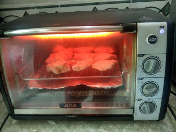 酥皮鸡翅--烤箱怎么煸