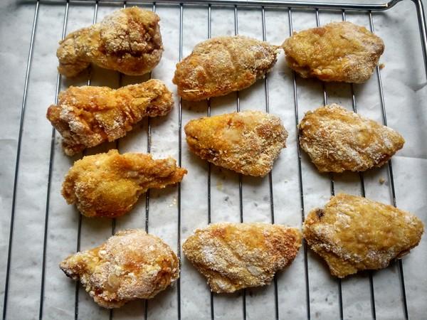 酥皮鸡翅--烤箱怎样煸