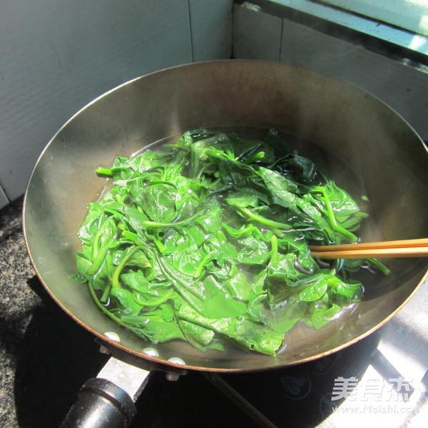 凉拌蒜香藤菜怎么吃
