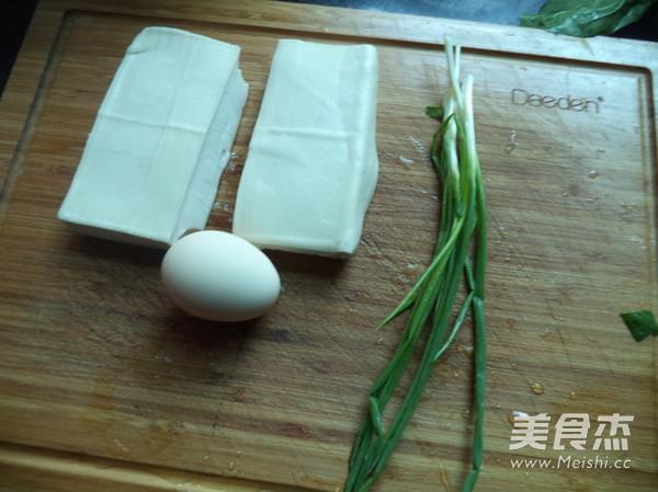 豆腐蒸蛋的做法大全