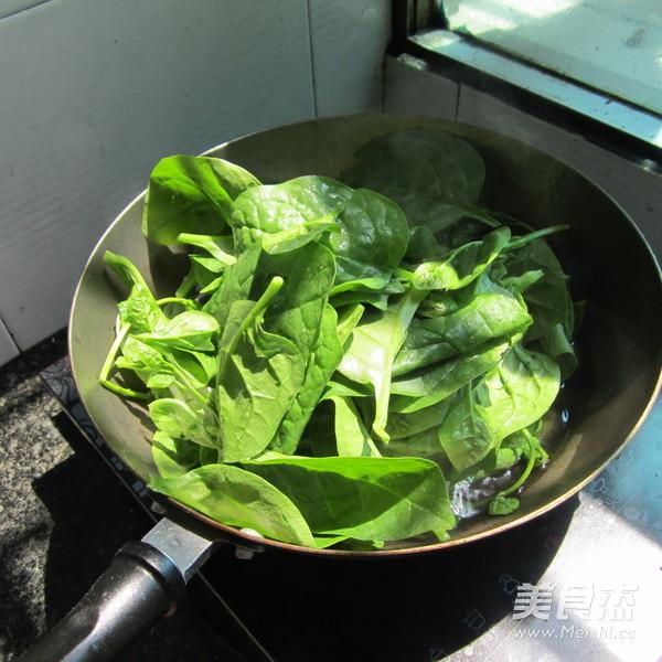 凉拌蒜香藤菜的简单做法