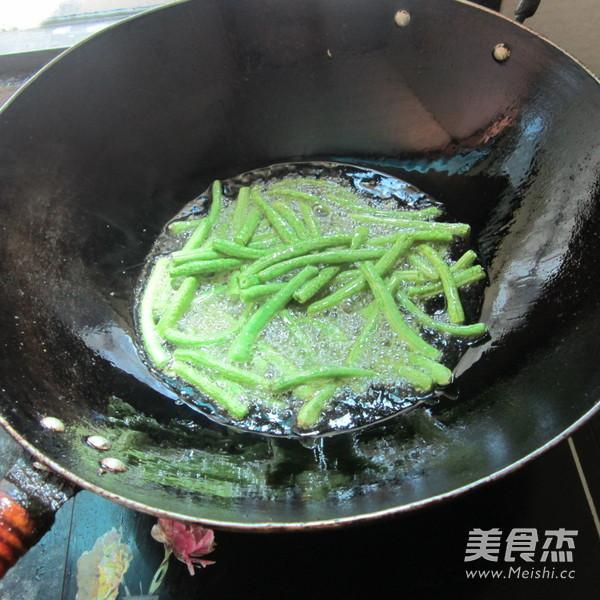 豆角炒茄子的家常做法