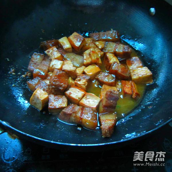 豆腐干烧腊肉怎么吃