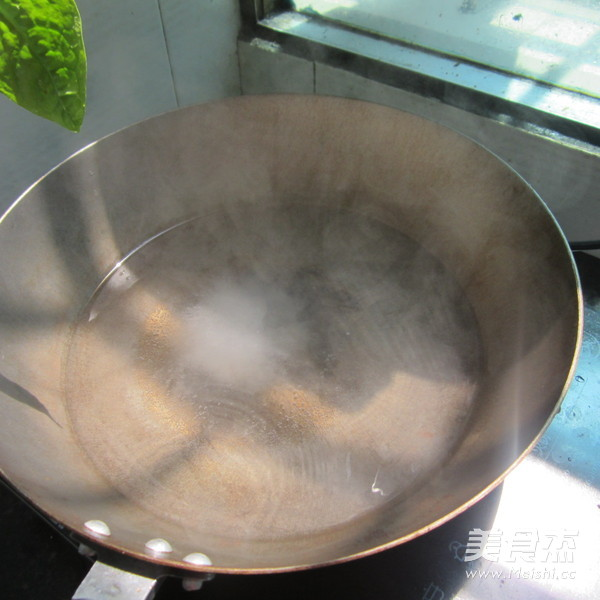 凉拌蒜香藤菜的做法图解