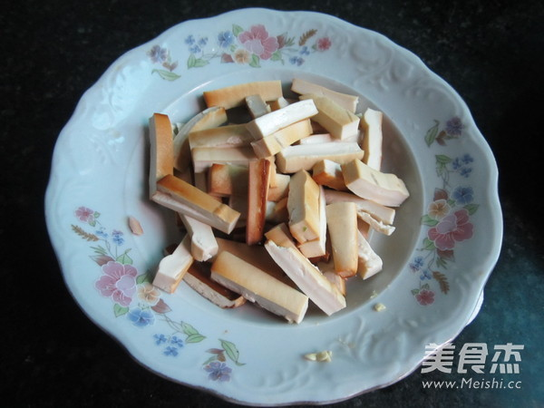 卤豆腐干的做法大全