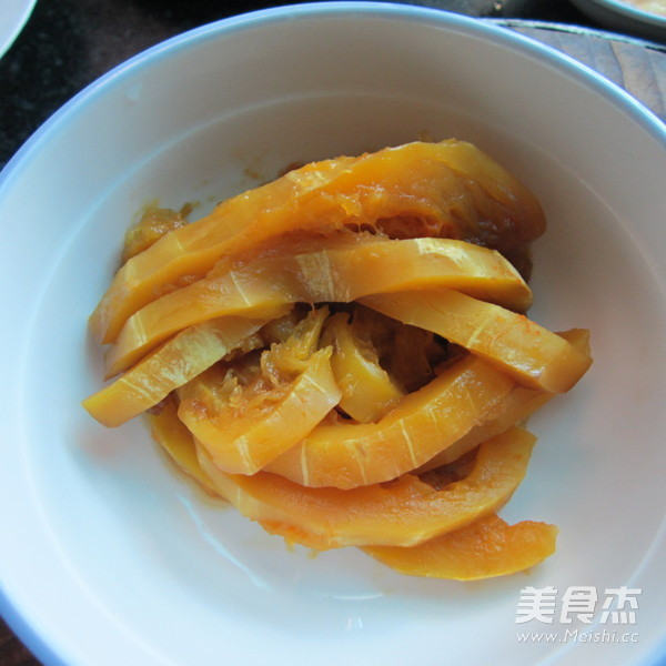 葱香南瓜饼的家常做法