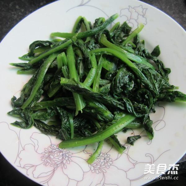 花生粉拌莴笋叶怎么吃