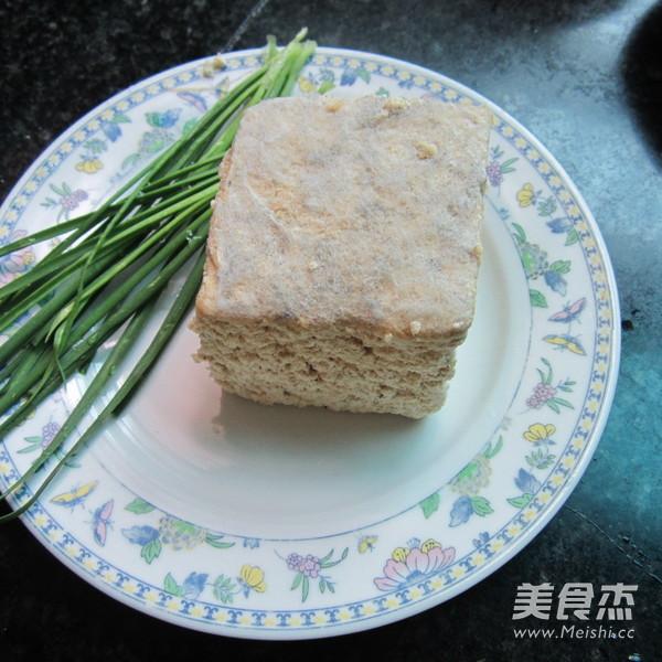 韭菜豆腐渣的做法大全