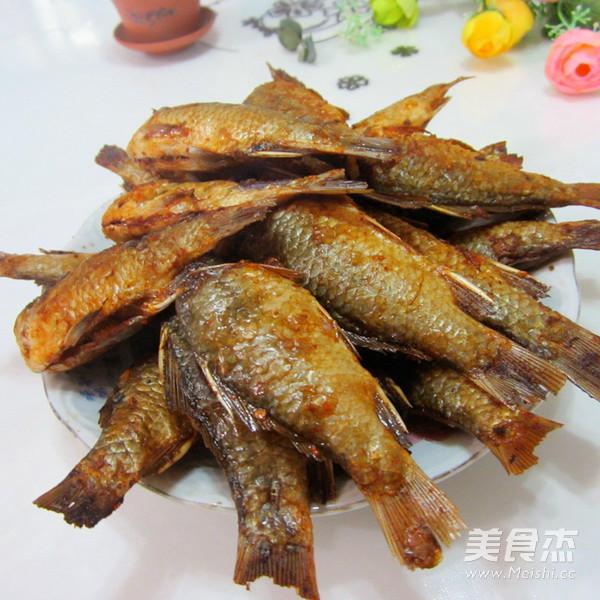 香酥鲫鱼怎么煮