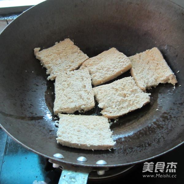 韭菜豆腐渣的家常做法