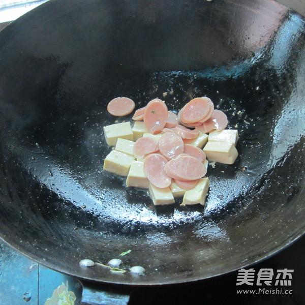 火腿豆腐汤怎么吃