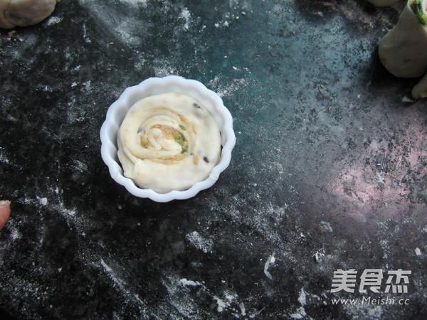 抹馅卷饼的制作方法