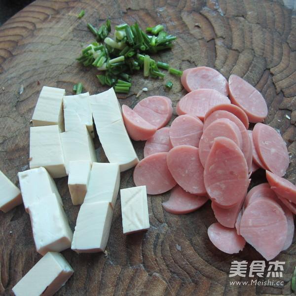 火腿豆腐汤的做法图解