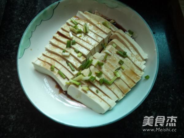 豆腐蒸蛋怎么做