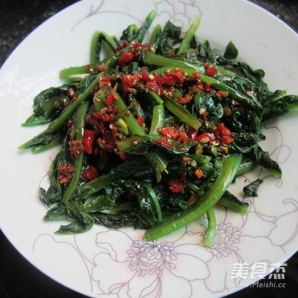 花生粉拌莴笋叶怎么煮