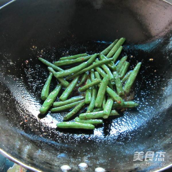 素炒四季豆怎么炒