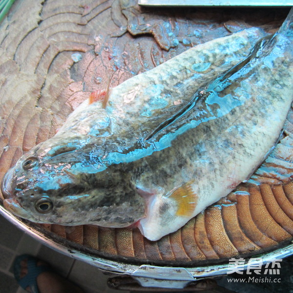 椒油财鱼的家常做法
