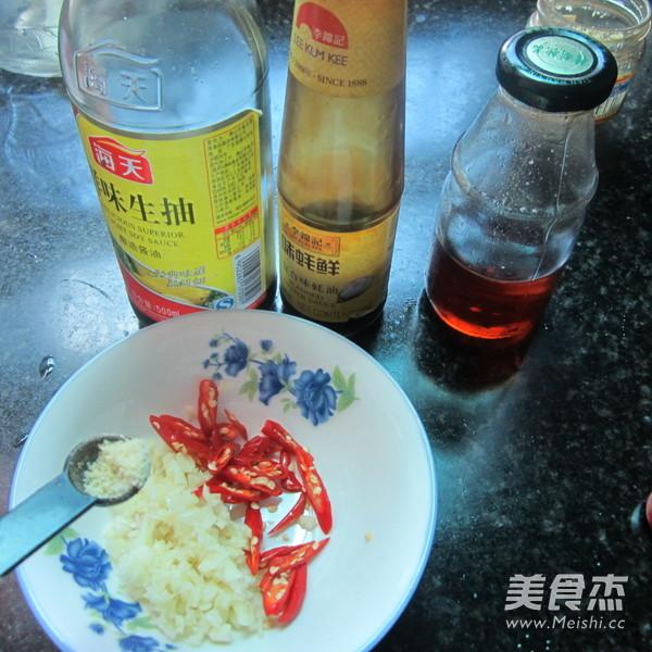 凉拌空心菜怎么做