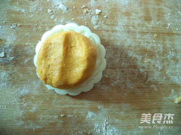 老南瓜饼的简单做法