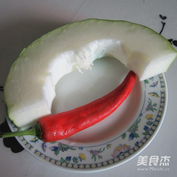 红烧冬瓜片的步骤