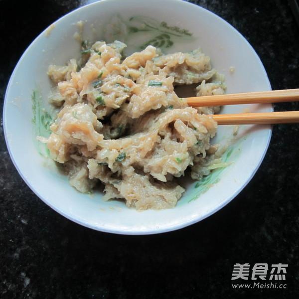 翡翠包菜肉卷的简单做法