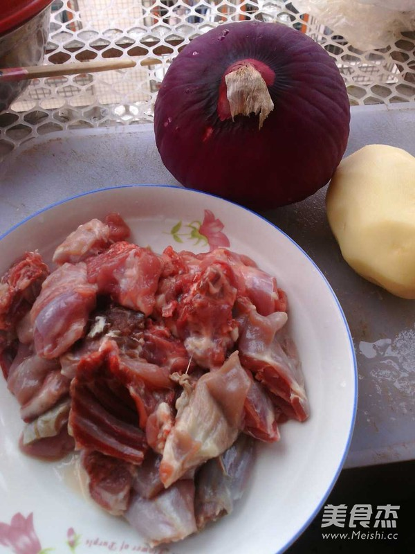 土豆炖兔肉的做法大全