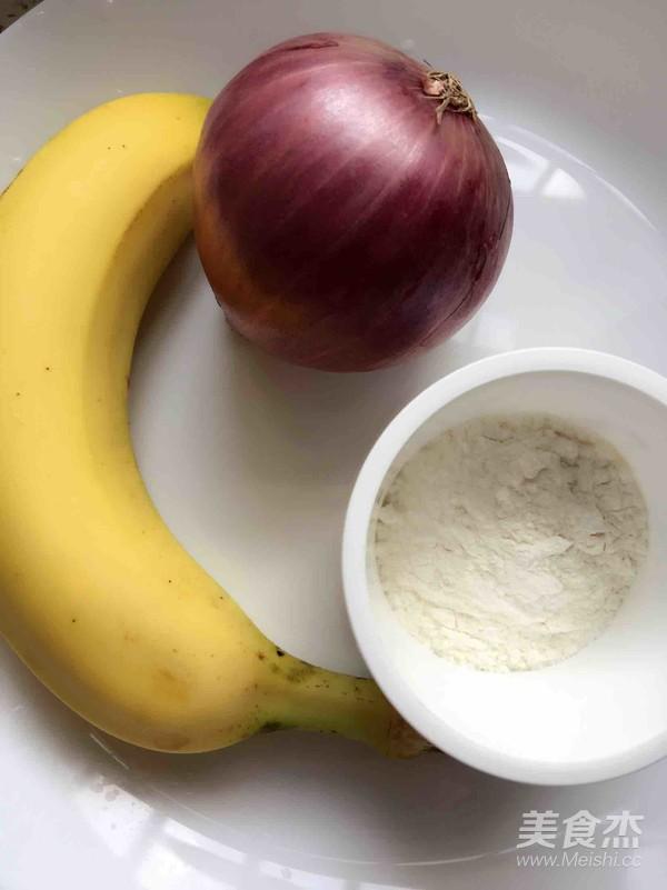 香蕉鸡蛋饼的做法大全