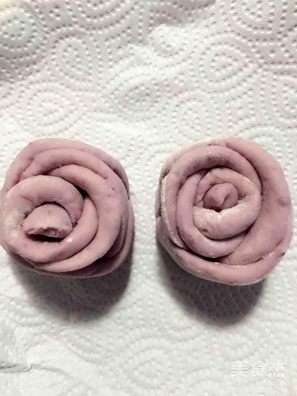 紫薯花卷怎么煮