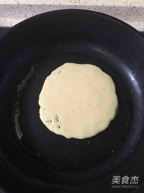 燕麦玉米饼的家常做法